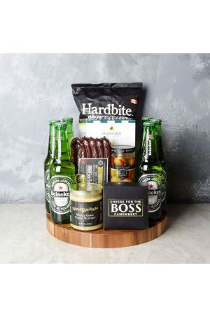 Six Pack & Snack Gift Set
