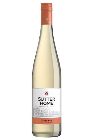 SUTTER HOME MOSCATO 4PK