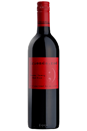 PEDRONCELLI FRIENDS RED